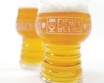 Beer Glass, Taster Glass, Glassware: Gift Set (2 Taster Glasses)