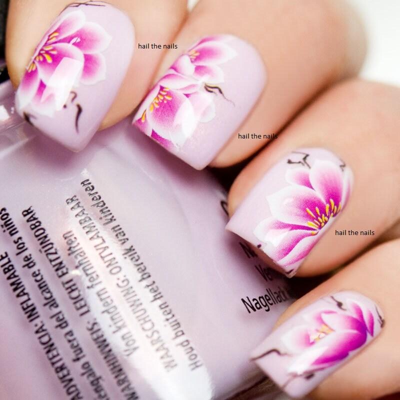 Perfect Etsy Nail Wraps Image - Nail Art Ideas - morihati.com