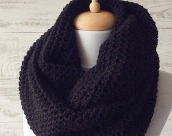 Scarf, infinity scarf, Winter Scarf, Cowl, Knit Scarf , man scarf, women scarf, Many Colors