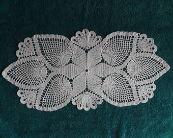 6-Point Pineapple Doily