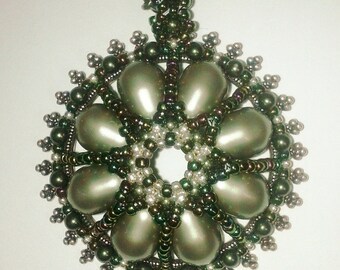 NEW...  Dome of Pearls Kit-Light Green