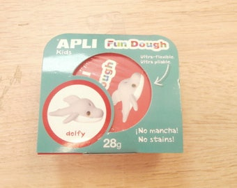 This kit Fun Dough Wally allows plasticine