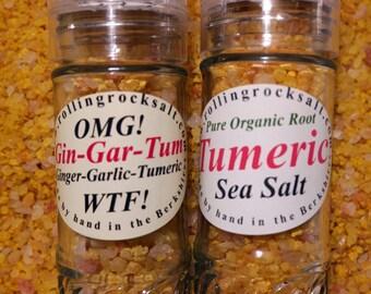 Tumeric Seasonings