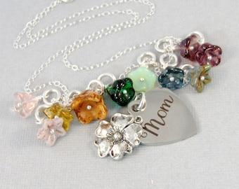 Wildflowers for Mom,Necklace,Flower Jewelry,Flower,Flower In Handmade,Flower Jewelry,Flower Garden,Wild Flower,wildflower necklace,blossom