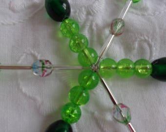Glass Bead Suncatcher