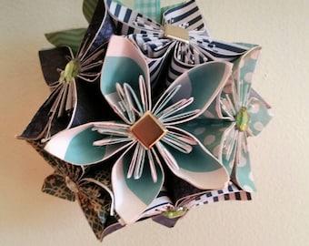Paper Flower Decorative Ball