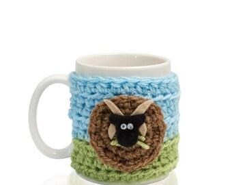 Manx Loaghtan Sheep Mug Cosy