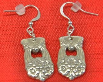 Spoon Earrings Eternally Yours