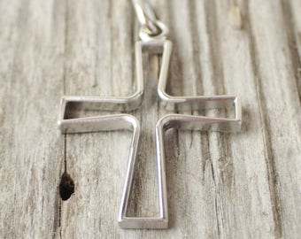 925 Sterling Silver Christian Cross Pendant Mixed for Men and Women
