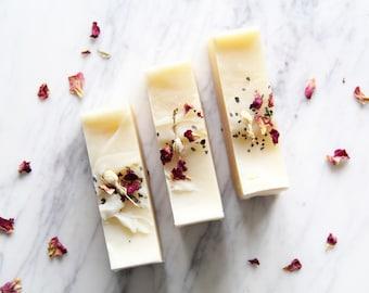 Love Potion Soap | Amber, Sandalwood, Rose Soap | Vegan Soap | All Natural Soap | Vegan Soap | Palm Oil Free Soap | Jasmine Soap | Floral