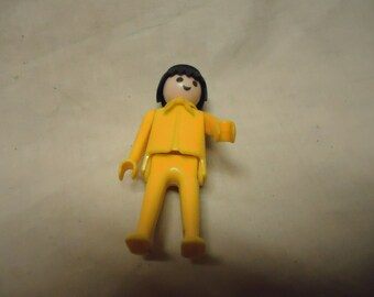 Vintage 1974 Playmobil Geobra Action Figure, collectable