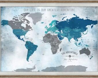 world pin map