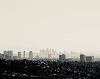 DTLA - Los Angeles Photo, Los Angeles Print (Digital Download Printable in Various Sizes)