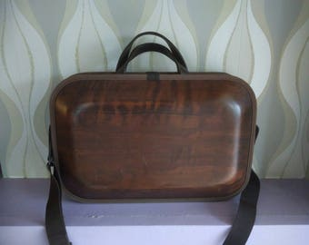 Japanese wooden bag