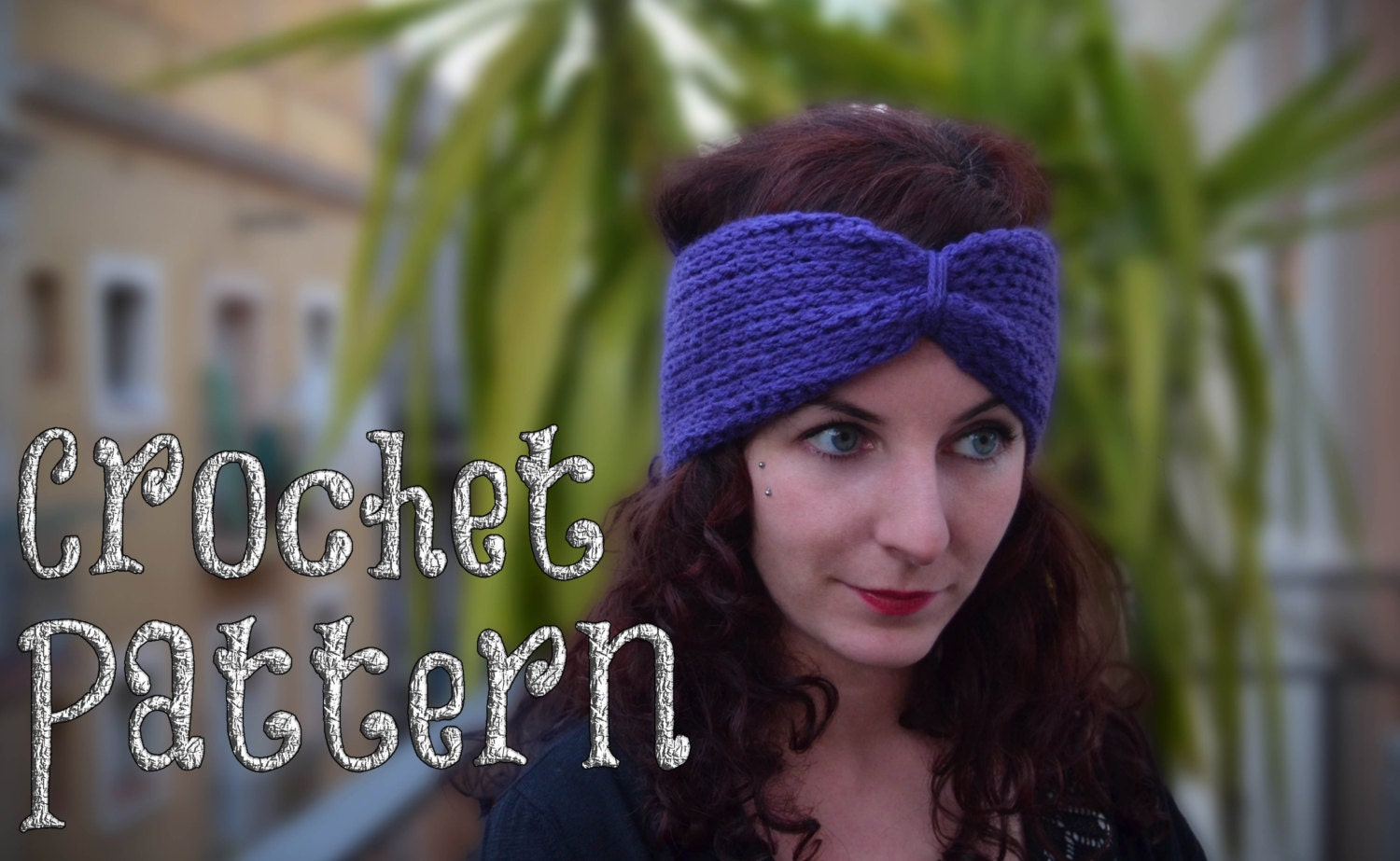 Crochet pattern cool turban headband tutorial crochet zoom baditri Images