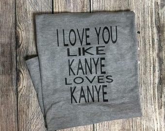 Kanye loves Kanye