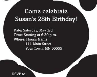 Holy Cow Invite