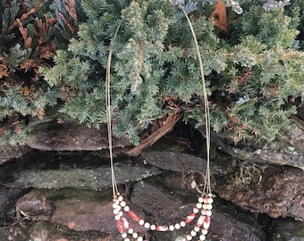 Jade mix Necklace