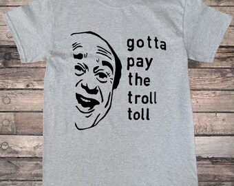 Danny Frank Troll Toll T-Shirt