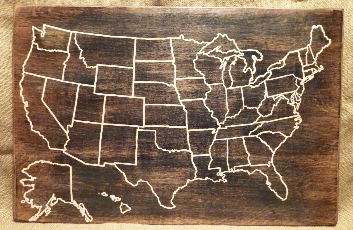 united states pin map Idealvistalistco