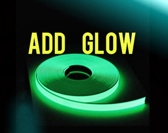 Add Glow in the Dark Tape -not sold separately- ADD ON for DanceHoop Hula Hoops