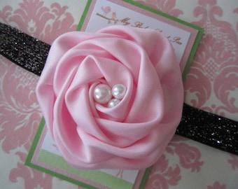 Baby headbands - flower headbands - girl headbands