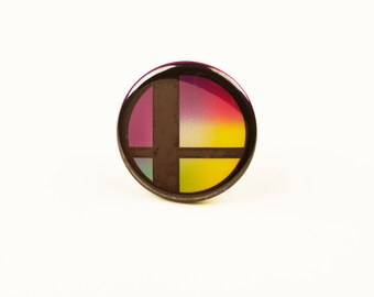 Smash Pin (Metallic)