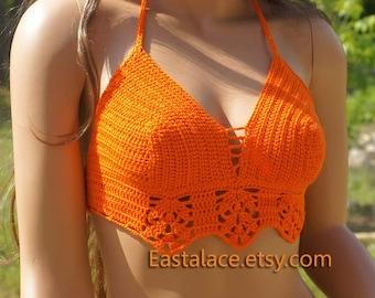 Crochet Top Pattern PDF How to crochet women top Summer Crochet top