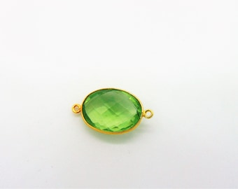 Insert green quartz