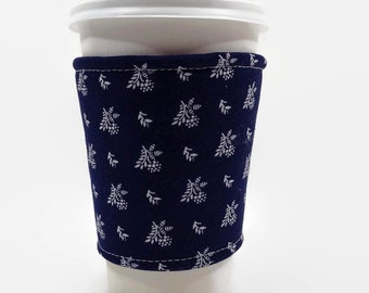 cup sleeve, cup cozy, mom gift, gift for her, coffee sleeve, birthday for her, insulated cup cozy, reusable cup sleeve, coffee cup sleeve