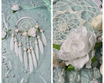 Dreamcatcher Valentine White (dreamcatcher) dreamcatcher idea gift
