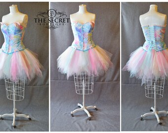 pastel prom dress, is ready to ship