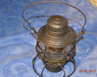 1913 Armspear railroad Lantern