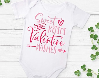 Sweet Kisses & Valentine Wishes - SVG Cut File