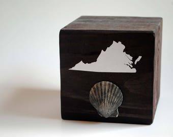 State Block - Virginia Shell
