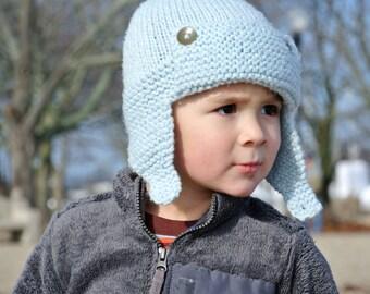 Baby to child aviator hat!