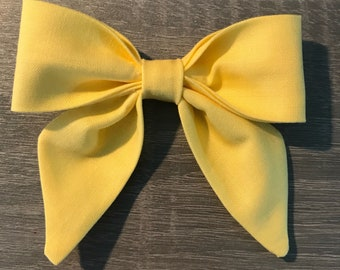 Hair Bow // Baby // Toddler // Young Girl // Hair Clip // Headband