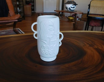 Art Deco Red Wing Murphy Pottery Vase