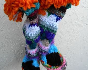 Hippie Boot Slippers