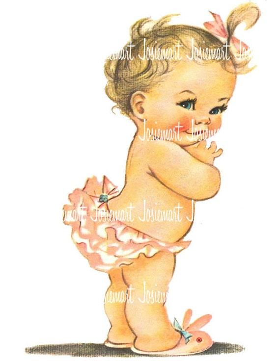 Baby Diaper Image Digital