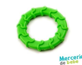 Orange - circle shape - C21 - V5 decorative element