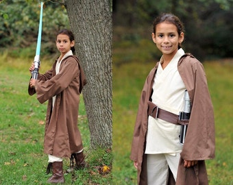 Star wars luke sky walker/ JEDI inspired  costume