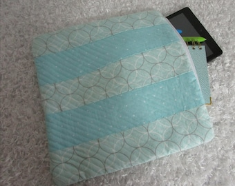 Quilted iPod case