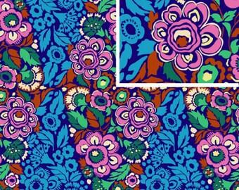 Trapeze - INK- PER 25CM - Amy Butler - HAPI - PWAB116 - 100% Cotton Quilt Fabric