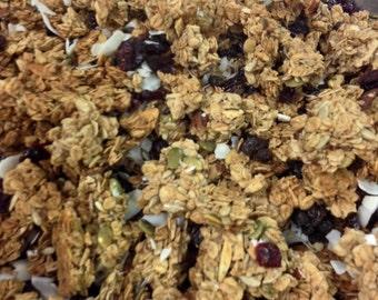 Organic, Gluten Free Granola