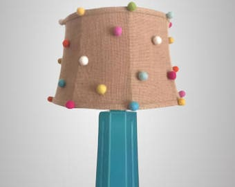 Whimsical lamp shade etsy popular items for whimsical lamp shade mozeypictures Gallery