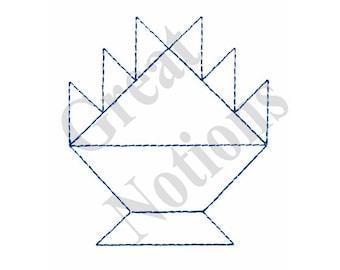 Quilt - Machine Embroidery Design
