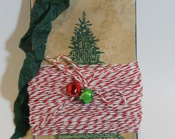 Christmas Bakers Twine