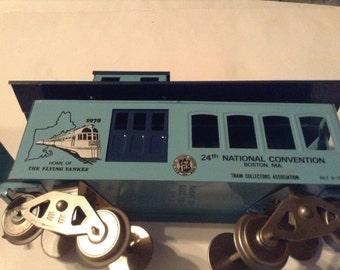 mccoy's wide guage train 24th national convention train boston massachusetts 1978