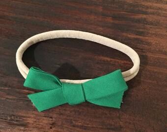 Custom made nylon bows